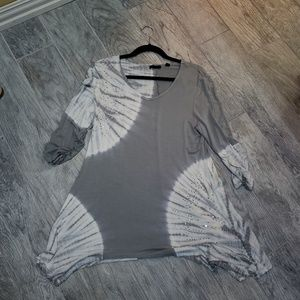 ONQUE CASUALS Tie Dye Tunic
